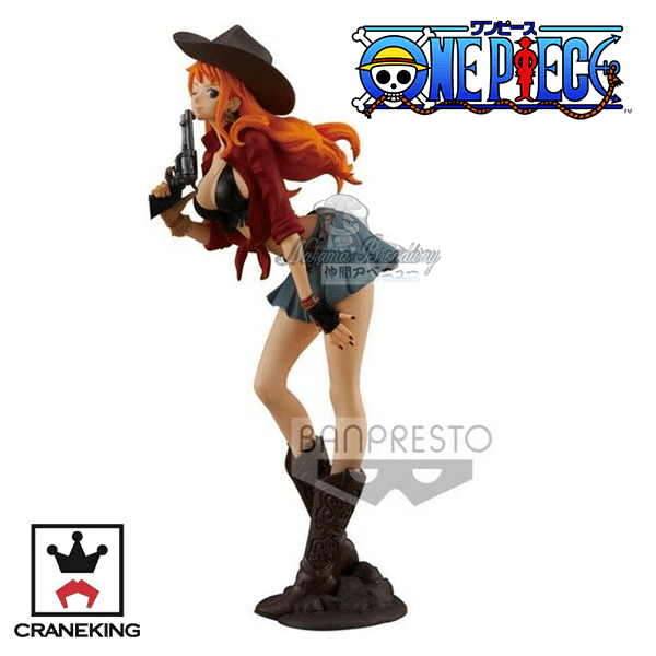 Figurine One Piece Nami Treasure Cruise World Journey Vol.1