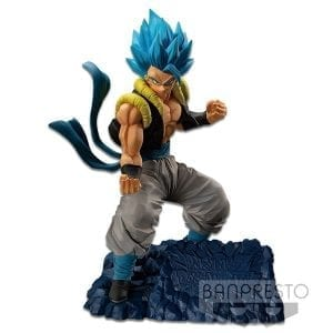 Figurine Dragon Ball Z Dokkan Battle Gogeta SSGSS
