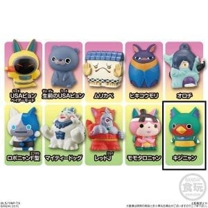 Figurine Yo-kai Watch Kijinyan