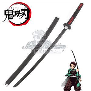Réplique Katana Kimetsu no Yaiba / Demon Slayers Kamado Tanjirou