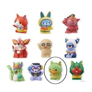Figurine Yo-kai Watch Melonnyan