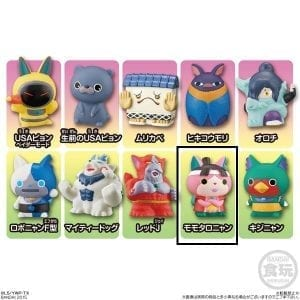 Figurine Yo-kai Watch Momonyan