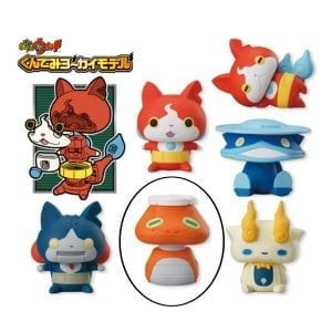 Figurine Yo-kai Watch Tsuchinoko