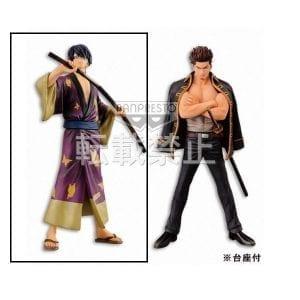 Figurine Gintama Takasugi Shinsuke DXF
