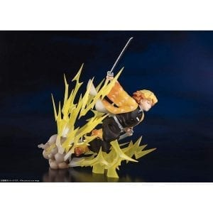 Figurine Demon Slayer: Kimetsu no Yaiba statuette PVC FiguartsZERO Zenitsu Agatsuma Thunder Breathing