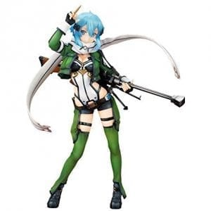 Figurine Sword Art Online The Movie : Ordinal Scale 1/7 Sinon