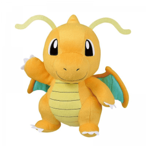 Peluche Pokémon Dracolosse Pokemon Sun & Moon DX Color Ver.