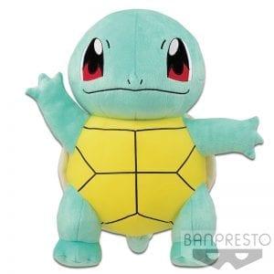 Peluche Pokémon Sun & Moon Carapuce