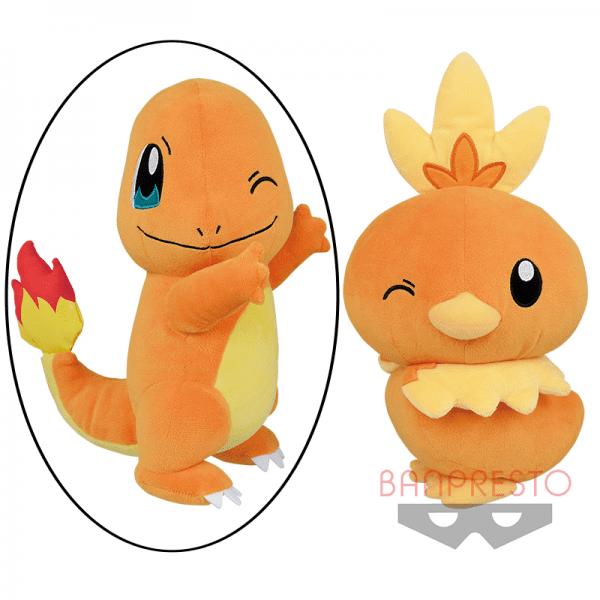 Peluche Pokémon Salameche