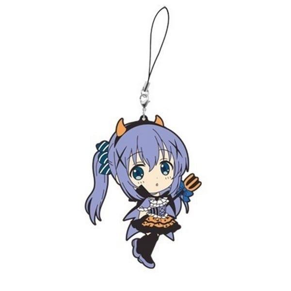 Porte Clé Gochuumon wa Usagi Desu ka?? Kafuu Chino Ichiban Kuji ~Sweets, Halloween Hajimemashita~