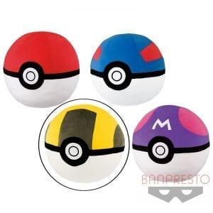 Peluche Pokémon Sun & Moon Hyper Ball