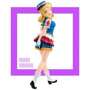 Figurine Love Live! Sunshine!! Ohara Mari Happy Party Train Super Special Series