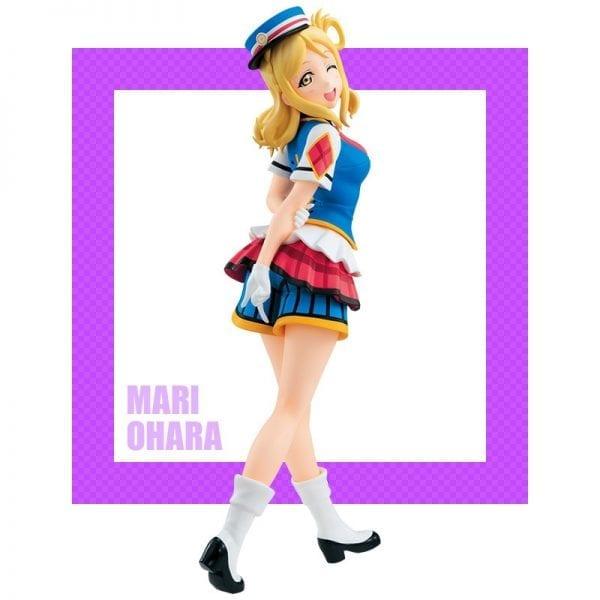 Figurine Love Live! Sunshine!! Ohara Mari Happy Party Train Super Special Series