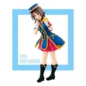 Figurine Love Live! Sunshine!! Watanabe You Happy Party Train Super Special Series