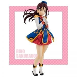 Figurine Love Live! Sunshine!! Sakurauchi Riko Happy Party Train Super Special Series