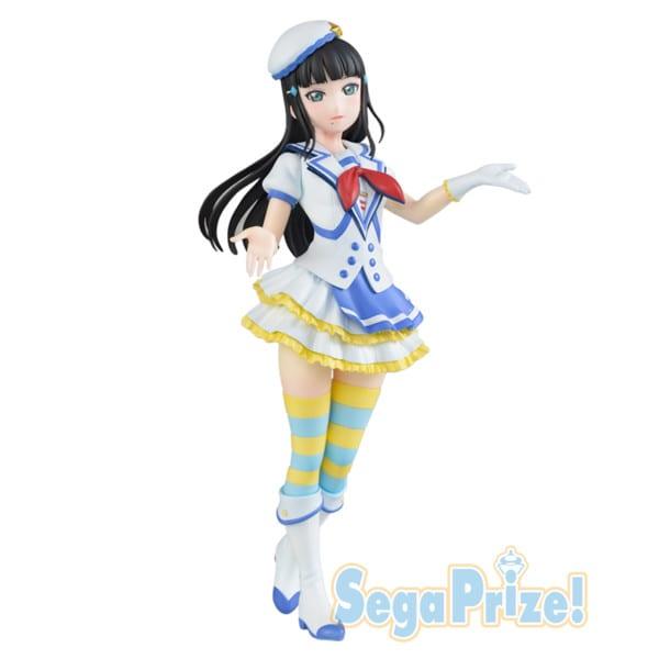 Figurine Love Live! Sunshine!! The School Idol Kurosawa Dia Aozora Jumping Heart
