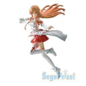 Figurine Gekijouban Sword Art Online Ordinal Scale Asuna LPM