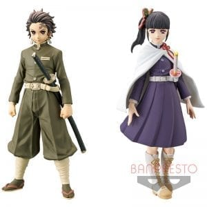 Figurine Kimetsu No Yaiba - Demon Slayers - Kamado Tanjirou Kizuna no Sou Sepia Color ver.