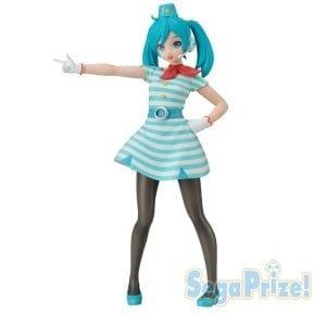 Figurine Vocaloid Project DIVA Arcade Future Tone Hatsune Miku CA Ver.