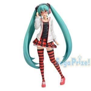 Figurine Vocaloid Project DIVA Arcade Future Tone Hatsune Miku Natural Ver.