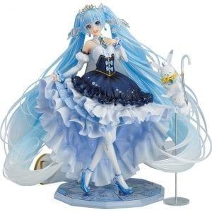 Figurine Vocaloid Hatsune Miku Snow Miku Princess Ver.