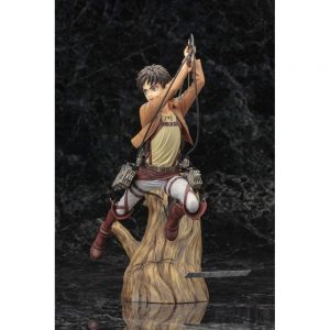 Figurine Shingeki No Kyojin Eren Yeager Renewal Package Ver.