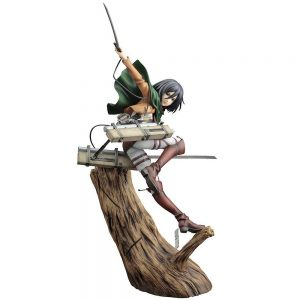 Figurine Shingeki No Kyojin Mikasa Ackerman Renewal Package Ver