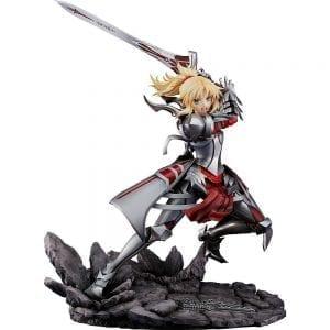 Figurine Fate Grand Order Saber Mordred Clarent Blood Arthur