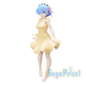 Figurine Re Zero kara Hajimeru Isekai Seikatsu Rem Yellow Sapphire